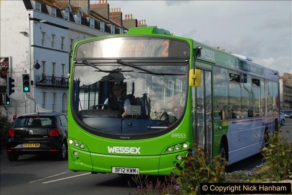 2017-09-22 X54 Bus to Weymouth.  (327)327
