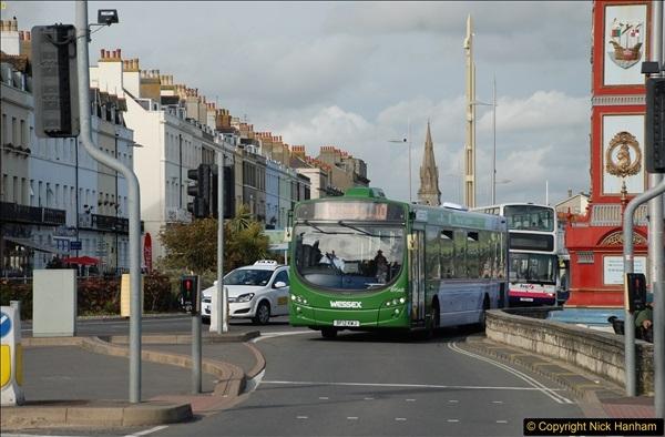 2017-09-22 X54 Bus to Weymouth.  (328)328