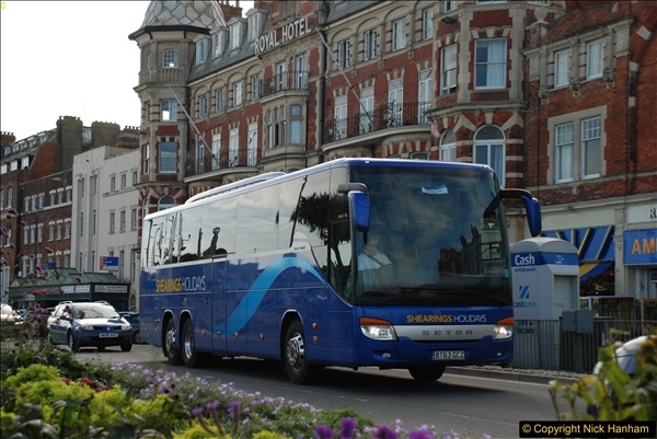 2017-09-22 X54 Bus to Weymouth.  (330)330