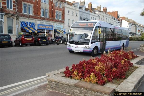 2017-09-22 X54 Bus to Weymouth.  (336)336