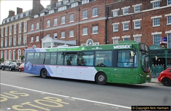 2017-09-22 X54 Bus to Weymouth.  (337)337