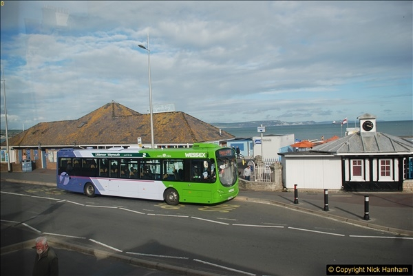 2017-09-22 X54 Bus to Weymouth.  (341)341