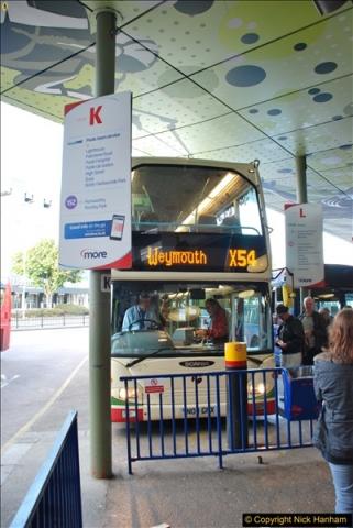 2017-09-22 X54 Bus to Weymouth.  (424)424