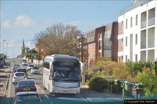 2017-09-22 X54 Bus to Weymouth.  (66)066