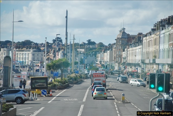 2017-09-22 X54 Bus to Weymouth.  (72)072