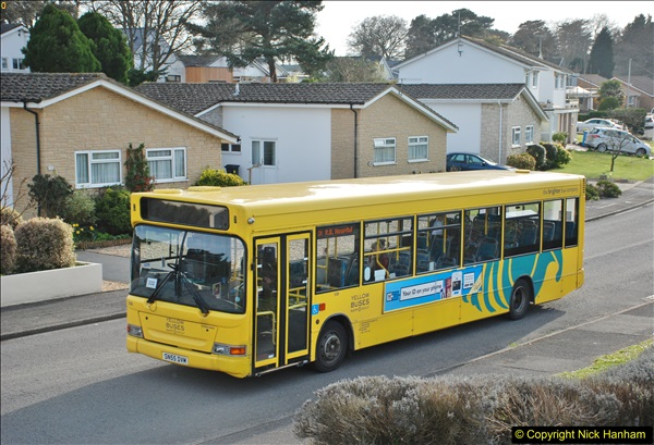 2018-04-06 Penultimate day of Yellow Buses operation on the D1. (12)199