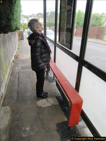 2017-03-17 We get a new bus shelter for the Yellow Buses Route 20 and W&D Route 60.  (8)115