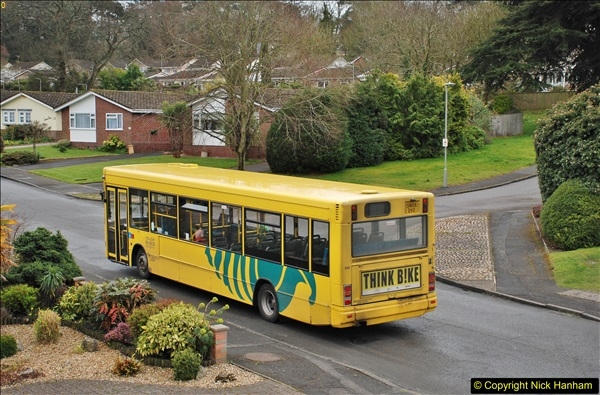 2018-03-31 Last days of service for the D1 as  a Yellow Bus route.  (5)176