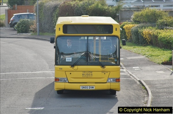 2018-04-06 Penultimate day of Yellow Buses operation on the D1. (11)198