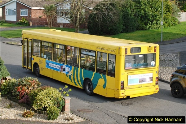 2018-04-06 Penultimate day of Yellow Buses operation on the D1. (13)200