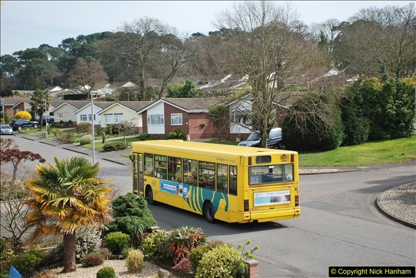2018-04-06 Penultimate day of Yellow Buses operation on the D1. (3)190
