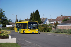 2015-04-27 First Bus route on your Host's Road.  (27)027