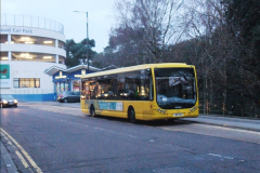 Yellow Buses Bournemouth 3. 2014 & 2015