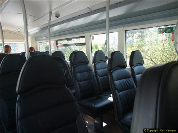 2015-04-19 Bournemouth, Dorset. (Yellow  Bus)  (2)69