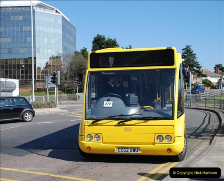 Yellow Buses Bournemouth 2012 - 2013 - 2014