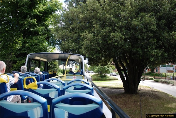 2017-08-12 Yellow Buses Open Top Bus Ride - Poole Quay - Bournemouth - Poole Quay.  (16)016