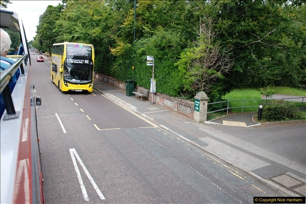 2017-08-12 Yellow Buses Open Top Bus Ride - Poole Quay - Bournemouth - Poole Quay.  (169)169