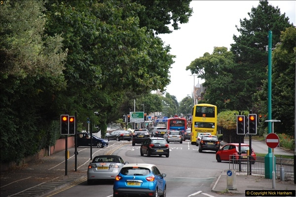 2017-08-12 Yellow Buses Open Top Bus Ride - Poole Quay - Bournemouth - Poole Quay.  (199)199