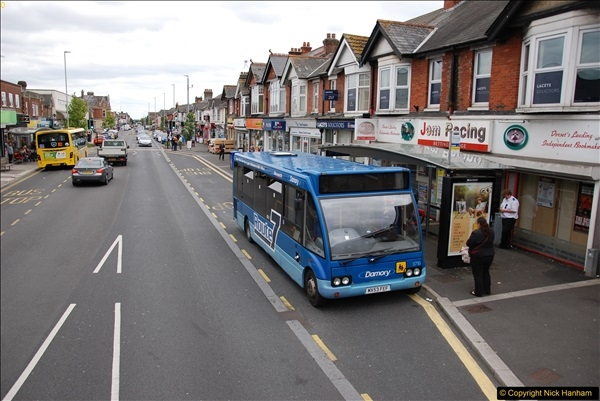 2017-08-12 Yellow Buses Open Top Bus Ride - Poole Quay - Bournemouth - Poole Quay.  (242)242