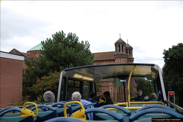 2017-08-12 Yellow Buses Open Top Bus Ride - Poole Quay - Bournemouth - Poole Quay.  (250)250