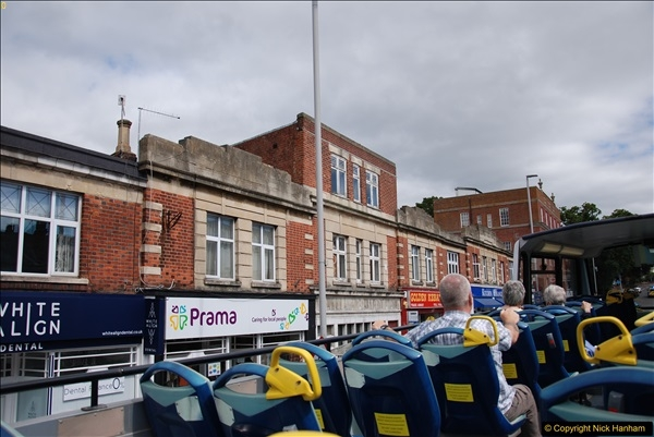 2017-08-12 Yellow Buses Open Top Bus Ride - Poole Quay - Bournemouth - Poole Quay.  (26)026