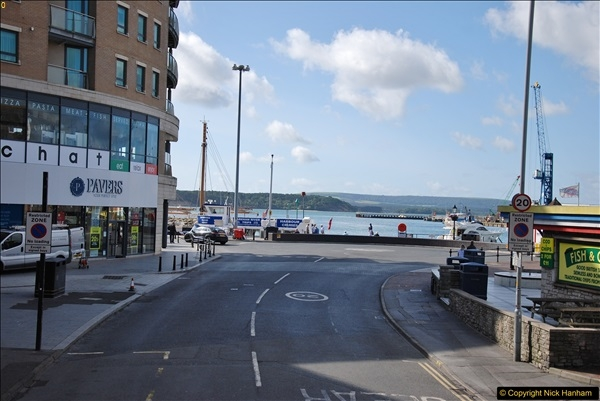 2017-08-12 Yellow Buses Open Top Bus Ride - Poole Quay - Bournemouth - Poole Quay.  (393)393