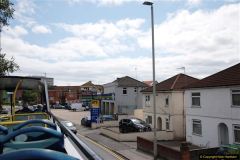 2017-08-12 Yellow Buses Open Top Bus Ride - Poole Quay - Bournemouth - Poole Quay.  (10)010