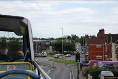 2017-08-12 Yellow Buses Open Top Bus Ride - Poole Quay - Bournemouth - Poole Quay.  (49)049