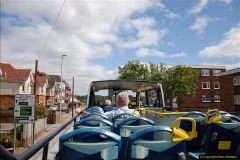2017-08-12 Yellow Buses Open Top Bus Ride - Poole Quay - Bournemouth - Poole Quay.  (6)006