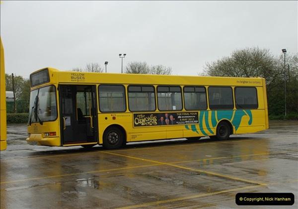 2012-05-09 Yellow Buses.  (50)50
