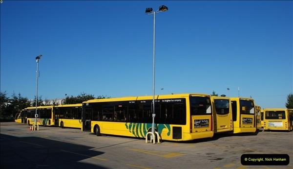 2012-08-26 Yellow Buses Yard Visit.  (100)100