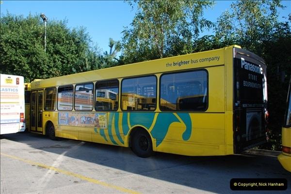 2012-08-26 Yellow Buses Yard Visit.  (102)102