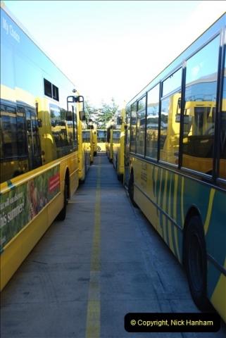 2012-08-26 Yellow Buses Yard Visit.  (105)105