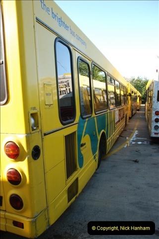 2012-08-26 Yellow Buses Yard Visit.  (107)107