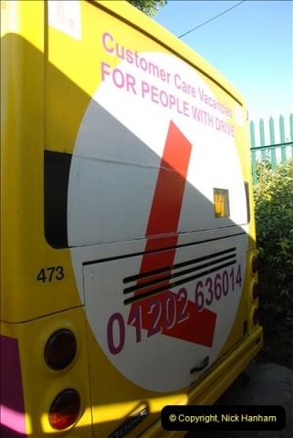 2012-08-26 Yellow Buses Yard Visit.  (115)115