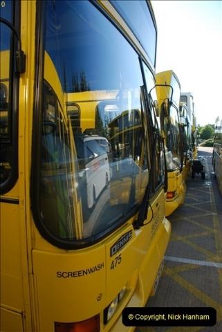 2012-08-26 Yellow Buses Yard Visit.  (121)121