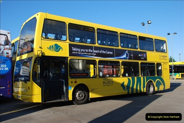2012-08-26 Yellow Buses Yard Visit.  (148)148