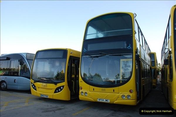 2012-08-26 Yellow Buses Yard Visit.  (15)015