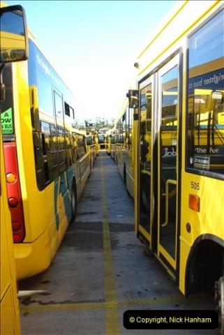 2012-08-26 Yellow Buses Yard Visit.  (150)150