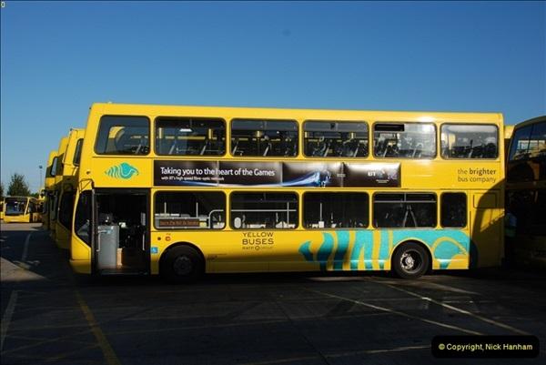 2012-08-26 Yellow Buses Yard Visit.  (16)016