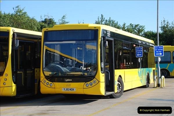 2012-08-26 Yellow Buses Yard Visit.  (161)161