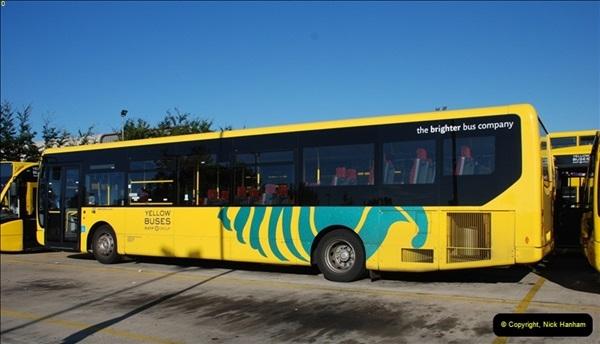 2012-08-26 Yellow Buses Yard Visit.  (166)166