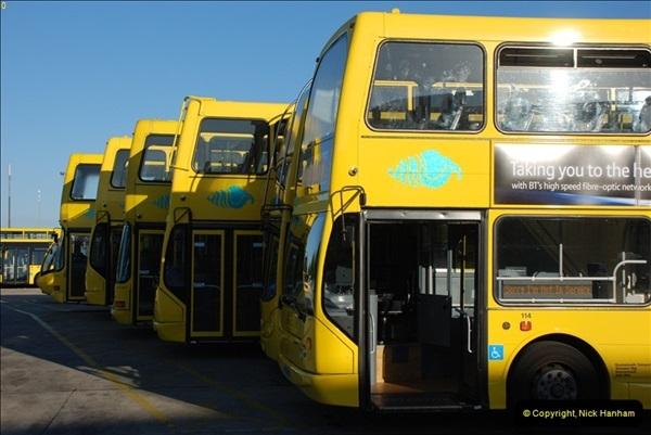 2012-08-26 Yellow Buses Yard Visit.  (17)017