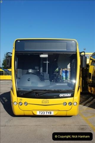 2012-08-26 Yellow Buses Yard Visit.  (170)170
