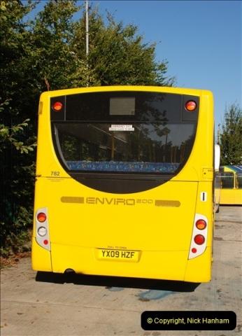 2012-08-26 Yellow Buses Yard Visit.  (176)176