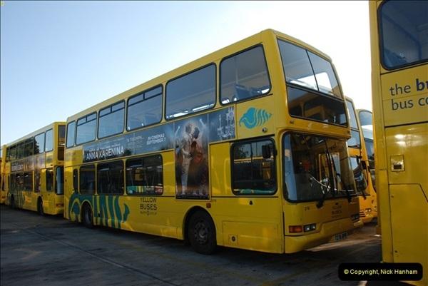 2012-08-26 Yellow Buses Yard Visit.  (181)181