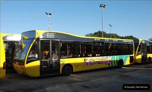 2012-08-26 Yellow Buses Yard Visit.  (185)185
