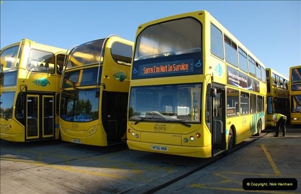 2012-08-26 Yellow Buses Yard Visit.  (19)019