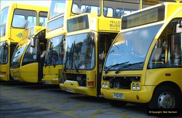 2012-08-26 Yellow Buses Yard Visit.  (198)198