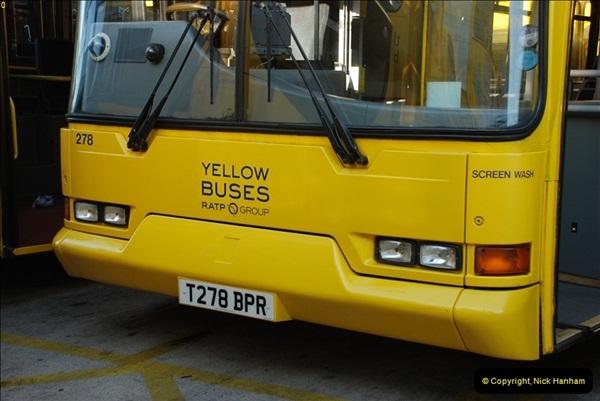 2012-08-26 Yellow Buses Yard Visit.  (204)204